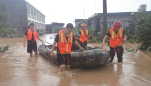 [一周湖南]湖南全力做好防汛抗灾各项工作 长沙地铁3号线一期工程顺利通过运营前安全评估