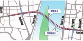 [一周湖南]地铁4号线年内建成通车 湘雅路过江隧道今年开建