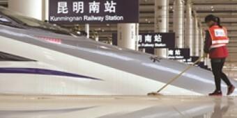 [一周湖南]沪昆高铁全线开通 元旦起实行这些新规