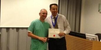 守护健康,让人民拥有更多获得感――访刘志光教授