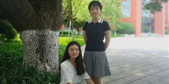 """新学期长沙雅礼中学来了两位""""清华班主任"""""""