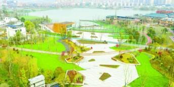 艺术园 生态美