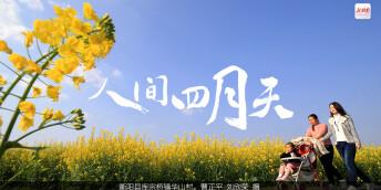 """创意海报丨湖南四月天 等待与你""""湘""""遇"""