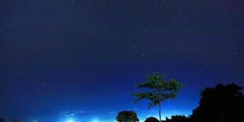 棒棒岛的日出日落与星空
