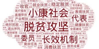 涉贫舆情观察(两会特刊):决战决胜脱贫攻坚