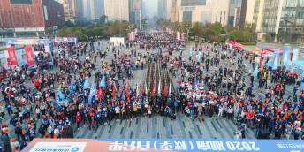 2020湖南(秋季)百公里出征,8000勇士燃动双城