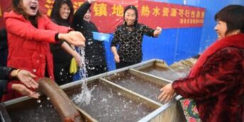 韶山發現溫泉 計劃打造生態旅游小鎮