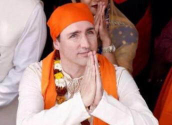 特鲁多表态,加拿大和印度还是闹翻了