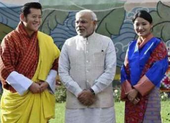 """发生洞朗危机的不丹""""变天"""" 印度慌了"""