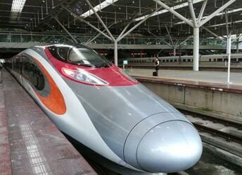 今早7时 香港正式加入国家高铁网