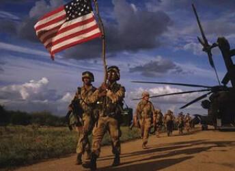 美国没钱了 拉上中俄一起减军费?