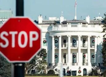 """国会""""开张""""前白宫闭门会晤 没谈拢"""