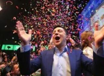 西方媒体傻眼 乌克兰大选结局神了