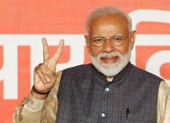 莫迪再次当选 对中印关系意味着什么