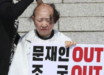 韩国人为何一言不合就剃光头?