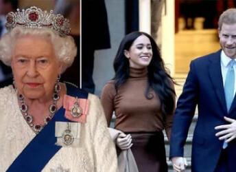 开年重磅:哈里王子官宣退出英国王室