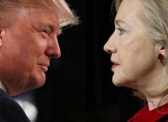 希拉里特朗普那么拼 为何这些美国人还是选择不投票?