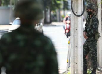 泰国抗议,背后是哪些势力?