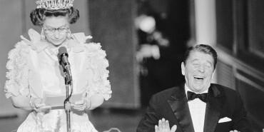 老照片:历届美国总统举办的国宴都是什么样子的