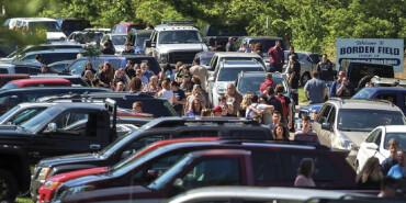 美国现校园枪击案 枪手被制服无人伤亡