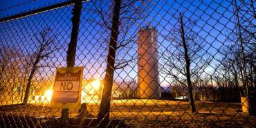 旧照揭秘美国秘密基地 为躲避核灾难而建