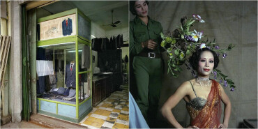 越战后的河内 外国摄影师记录这里30年变化