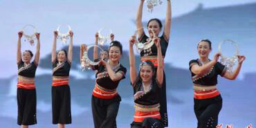 红舞潇湘!首届红色旅游文化广场舞大赛落幕