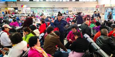 萨德事件过后 中国人赴韩旅游升温