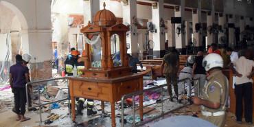 斯里兰卡系列爆炸遇难人数升至290人