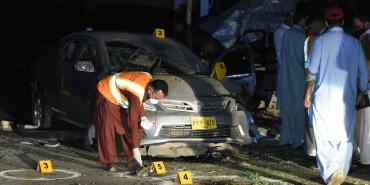 巴基斯坦奎达发生爆炸袭击至少4名警察死亡