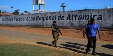 巴西监狱暴动死亡人数升至57人