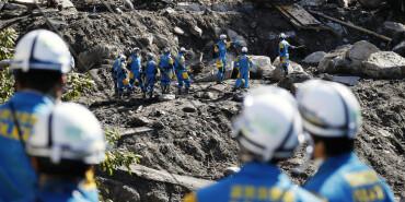 日本:强台风影响持续