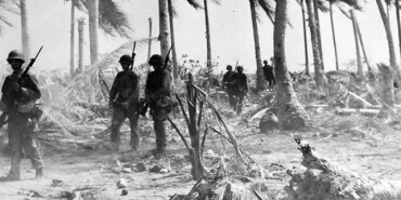 血战马绍尔群岛:被美军惨揍的日寇