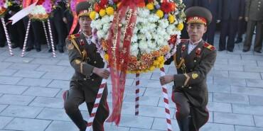 中朝共同纪念中国人民志愿军赴朝作战66周年