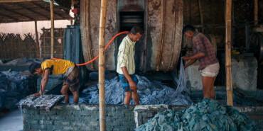 孟加拉国制革厂:90%的工人活不过50岁