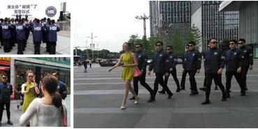 HBI长沙全城抓美女,王思聪前女友被捕