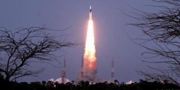 印度发射自主研发的最重运载火箭