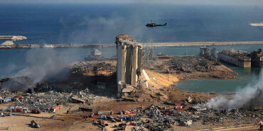 贝鲁特爆炸事件已造成超过100人死亡