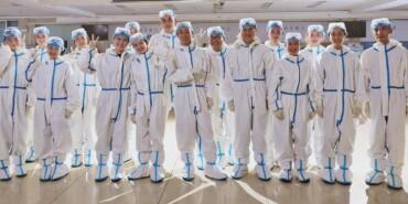 《战疫2020之我是医生》11月3日上映 致敬中国医生