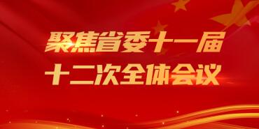 【专题】聚焦省委十一届十二次全体会议