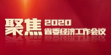 【專題】聚焦2020省委經濟工作會議