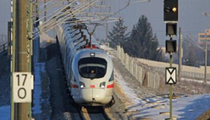 德铁全面提速 新高铁首运日却坑了
