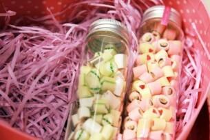 把心意做成一颗甜蜜的糖