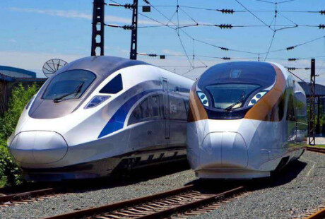 一分钟带你了解中国高铁网