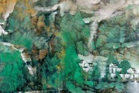 直播回看:画山画水画情怀 如何品读鉴赏画中的世界