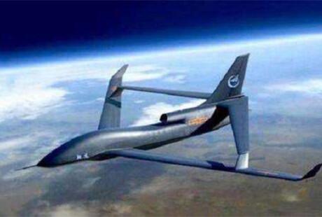 印度无人机侵入中国领空并坠毁