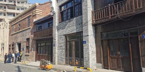 长沙福庆街有机更新建设完工,市民可来打卡了!