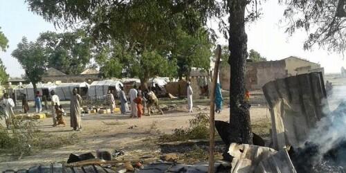 尼日利亚军机误袭难民营致52人死亡