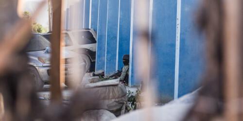 海地监狱暴动致8人死亡