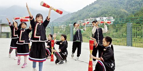 傳承瑤族文化(hua)